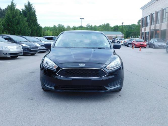 2016 Ford Focus S Sedan (1FADP3E2XGL) with an 2.0L L4 DOHC 16V engine, 5M transmission, located at 4247 Buford Drive NE, Buford, GA, 30518, (678) 450-1000, 34.086857, -83.993004 - Photo #1