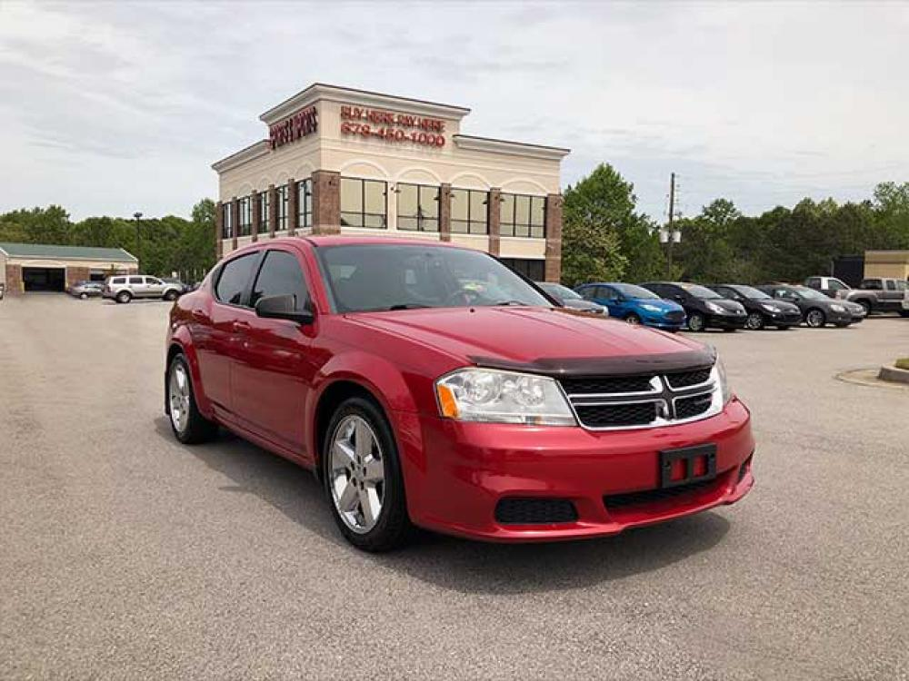 2014 Dodge Avenger SE (1C3CDZAB9EN) with an 2.4L L4 DOHC 16V engine, 4-Speed Automatic transmission, located at 4247 Buford Drive NE, Buford, GA, 30518, (678) 450-1000, 34.086857, -83.993004 - Photo #0