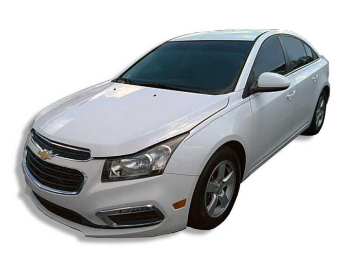 2015 Chevrolet Cruze 1LT Auto (1G1PC5SB1F7) with an 1.4L L4 DOHC 16V TURBO engine, 6-Speed Automatic transmission, located at 4247 Buford Drive NE, Buford, GA, 30518, (678) 450-1000, 34.086857, -83.993004 - Photo #0