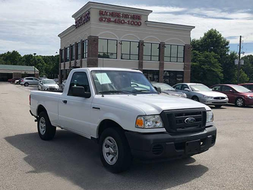 2010 Ford Ranger XL 2WD (1FTKR1AD9AP) with an 2.3L L4 SOHC 8V engine, located at 4247 Buford Drive NE, Buford, GA, 30518, (678) 450-1000, 34.086857, -83.993004 - Photo #0