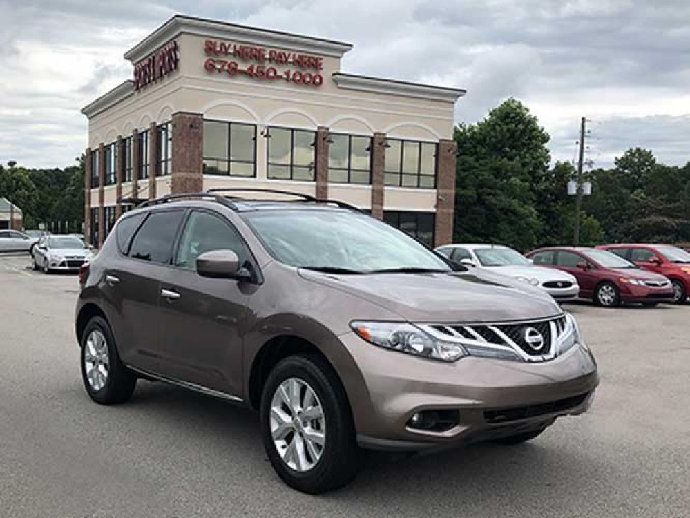 2011 Nissan Murano LE (JN8AZ1MU6BW) with an 3.5L V6 DOHC 24V engine, CVT transmission, located at 4247 Buford Drive NE, Buford, GA, 30518, (678) 450-1000, 34.086857, -83.993004 - Photo #0