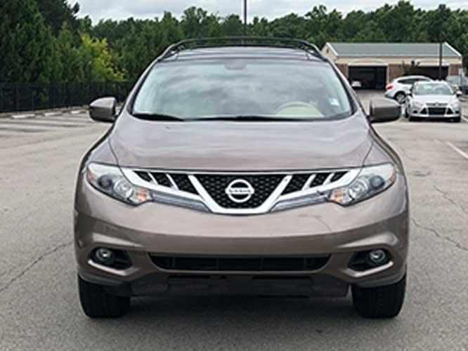 2011 Nissan Murano LE (JN8AZ1MU6BW) with an 3.5L V6 DOHC 24V engine, CVT transmission, located at 4247 Buford Drive NE, Buford, GA, 30518, (678) 450-1000, 34.086857, -83.993004 - Photo #1