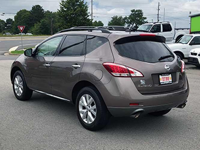 2011 Nissan Murano LE (JN8AZ1MU6BW) with an 3.5L V6 DOHC 24V engine, CVT transmission, located at 4247 Buford Drive NE, Buford, GA, 30518, (678) 450-1000, 34.086857, -83.993004 - Photo #4