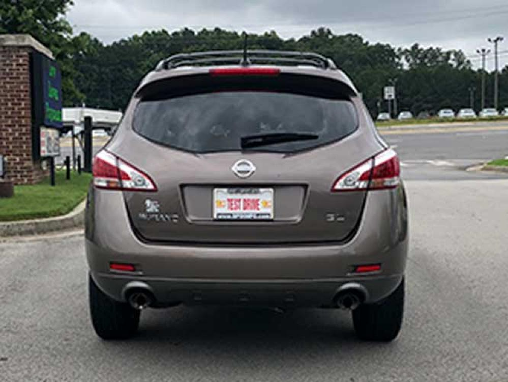2011 Nissan Murano LE (JN8AZ1MU6BW) with an 3.5L V6 DOHC 24V engine, CVT transmission, located at 4247 Buford Drive NE, Buford, GA, 30518, (678) 450-1000, 34.086857, -83.993004 - Photo #5
