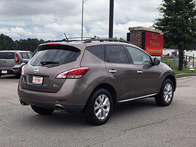 2011 Nissan Murano LE (JN8AZ1MU6BW) with an 3.5L V6 DOHC 24V engine, CVT transmission, located at 4247 Buford Drive NE, Buford, GA, 30518, (678) 450-1000, 34.086857, -83.993004 - Photo #6