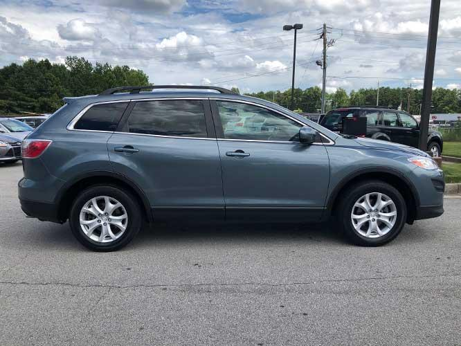 2011 Mazda CX-9 Touring AWD (JM3TB3CV1B0) with an 3.7L V6 DOHC 24V engine, 6-Speed Automatic transmission, located at 4247 Buford Drive NE, Buford, GA, 30518, (678) 450-1000, 34.086857, -83.993004 - Photo #8