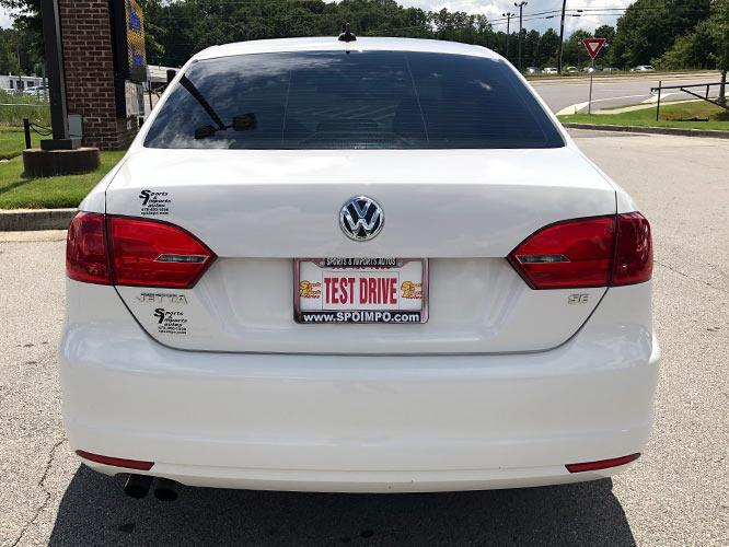 2014 Volkswagen Jetta SE (3VWD17AJXEM) with an 1.8L L4 DOHC 20V engine, located at 4247 Buford Drive NE, Buford, GA, 30518, (678) 450-1000, 34.086857, -83.993004 - Photo #5