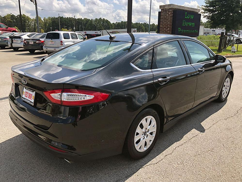 2014 Ford Fusion S (3FA6P0G74ER) with an 2.5L L4 DOHC 16V engine, located at 4247 Buford Drive NE, Buford, GA, 30518, (678) 450-1000, 34.086857, -83.993004 - Photo #6