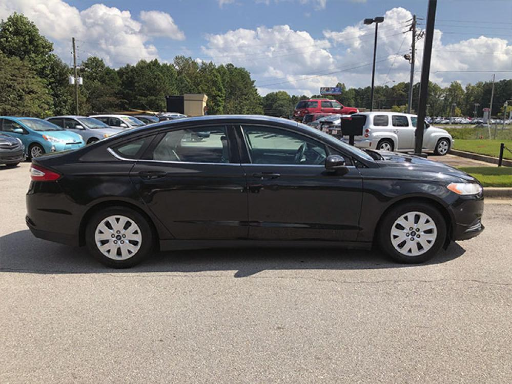 2014 Ford Fusion S (3FA6P0G74ER) with an 2.5L L4 DOHC 16V engine, located at 4247 Buford Drive NE, Buford, GA, 30518, (678) 450-1000, 34.086857, -83.993004 - Photo #7