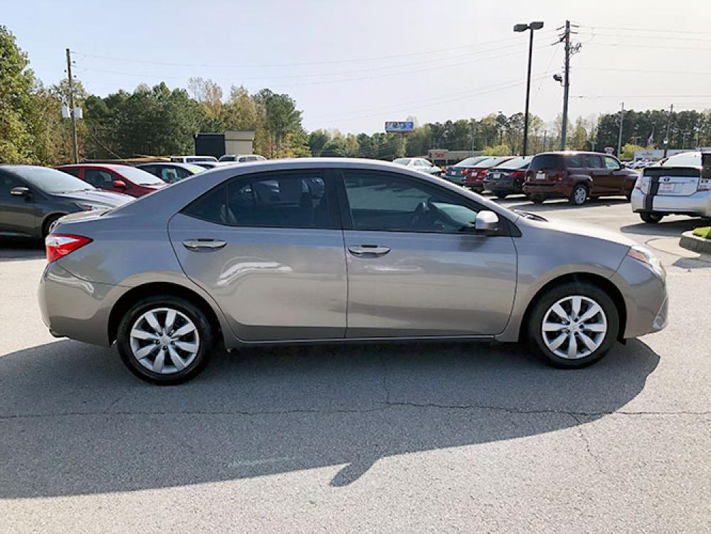 2015 Toyota Corolla L 4-Speed AT (2T1BURHE6FC) with an 1.8L L4 DOHC 16V engine, 4-Speed Automatic transmission, located at 4247 Buford Drive NE, Buford, GA, 30518, (678) 450-1000, 34.086857, -83.993004 - Photo #6