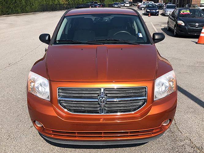 2011 Dodge Caliber Mainstreet (1B3CB3HA7BD) with an 2.0L L4 DOHC 16V engine, Continuously Variable Transmission transmission, located at 4247 Buford Drive NE, Buford, GA, 30518, (678) 450-1000, 34.086857, -83.993004 - Photo #1