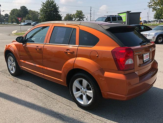 2011 Dodge Caliber Mainstreet (1B3CB3HA7BD) with an 2.0L L4 DOHC 16V engine, Continuously Variable Transmission transmission, located at 4247 Buford Drive NE, Buford, GA, 30518, (678) 450-1000, 34.086857, -83.993004 - Photo #4