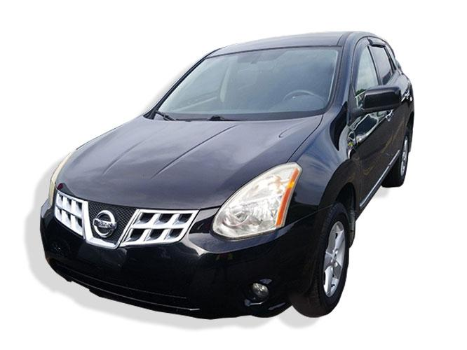 2013 Nissan Rogue S 2WD (JN8AS5MT8DW) with an 2.5L L4 DOHC 16V engine, Continuously Variable Transmission transmission, located at 4247 Buford Drive NE, Buford, GA, 30518, (678) 450-1000, 34.086857, -83.993004 - Photo #0