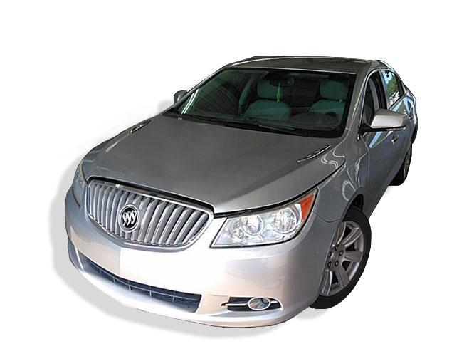 2010 Buick LaCrosse CXL FWD (1G4GC5GG4AF) with an 3.0L V6 DOHC 24V engine, 6-Speed Automatic Overdrive transmission, located at 4247 Buford Drive NE, Buford, GA, 30518, (678) 450-1000, 34.086857, -83.993004 - Photo #0