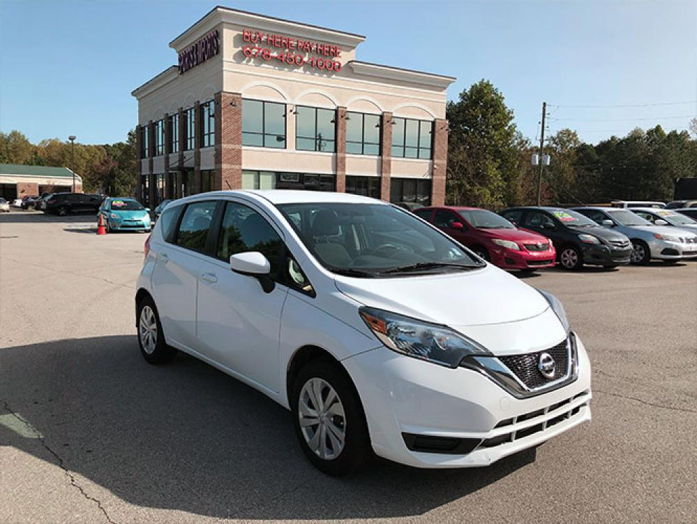 2017 Nissan Versa Note S Plus (3N1CE2CPXHL) with an 1.6L L4 DOHC 16V engine, CVT transmission, located at 4247 Buford Drive NE, Buford, GA, 30518, (678) 450-1000, 34.086857, -83.993004 - Photo #0