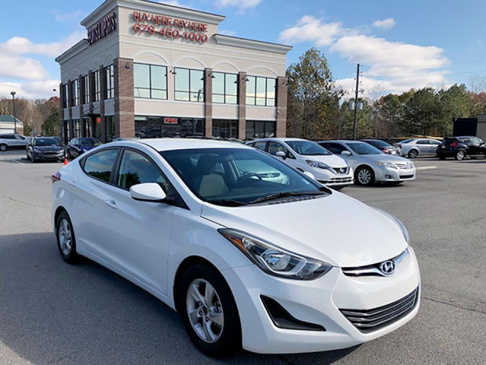 2015 Hyundai Elantra Limited (5NPDH4AE7FH) with an 1.8L L4 DOHC 16V engine, 6-Speed Automatic transmission, located at 4247 Buford Drive NE, Buford, GA, 30518, (678) 450-1000, 34.086857, -83.993004 - Photo #0