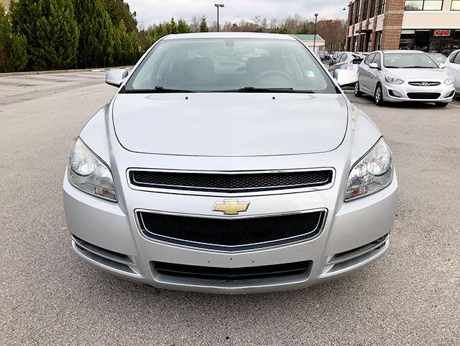 2012 Chevrolet Malibu 2LT (1G1ZD5E07CF) with an 2.4L L4 DOHC 16V engine, 6-Speed Automatic transmission, located at 4247 Buford Drive NE, Buford, GA, 30518, (678) 450-1000, 34.086857, -83.993004 - Photo #1