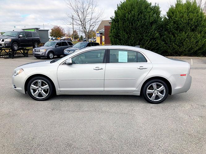 2012 Chevrolet Malibu 2LT (1G1ZD5E07CF) with an 2.4L L4 DOHC 16V engine, 6-Speed Automatic transmission, located at 4247 Buford Drive NE, Buford, GA, 30518, (678) 450-1000, 34.086857, -83.993004 - Photo #3