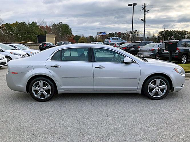 2012 Chevrolet Malibu 2LT (1G1ZD5E07CF) with an 2.4L L4 DOHC 16V engine, 6-Speed Automatic transmission, located at 4247 Buford Drive NE, Buford, GA, 30518, (678) 450-1000, 34.086857, -83.993004 - Photo #7