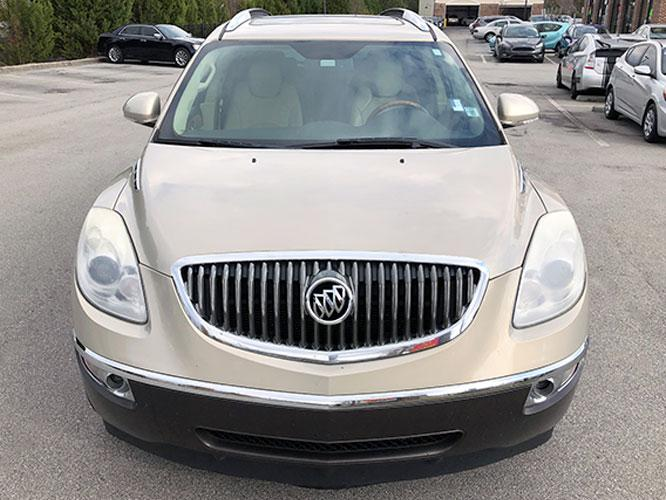 2012 Buick Enclave Leather AWD (5GAKVCED9CJ) with an 3.6L V6 DOHC 24V engine, 6-Speed Automatic Overdrive transmission, located at 4247 Buford Drive NE, Buford, GA, 30518, (678) 450-1000, 34.086857, -83.993004 - Photo #1