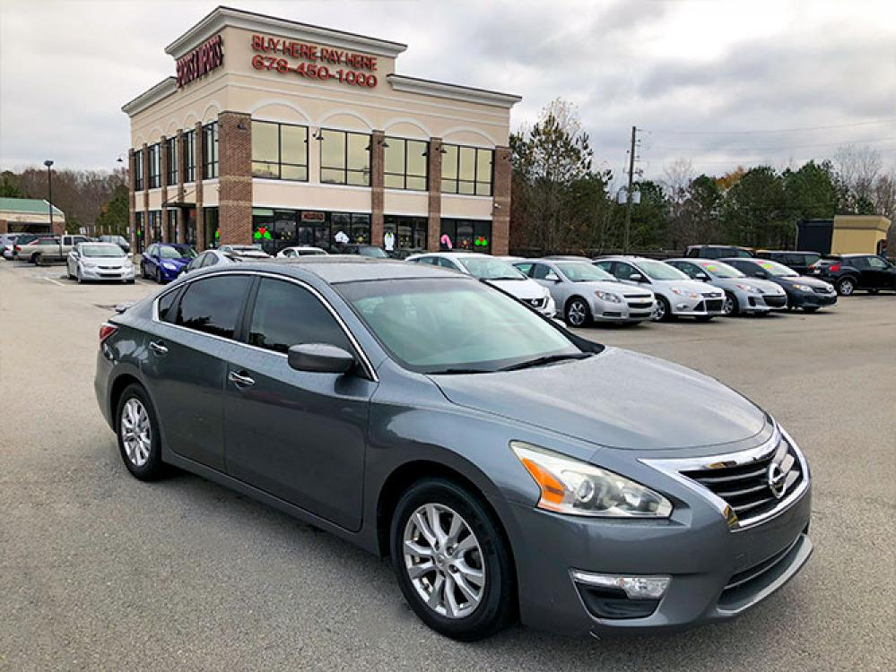 2014 Nissan Altima 2.5 SL (1N4AL3AP8EC) with an 2.5L L4 DOHC 16V engine, Continuously Variable Transmission transmission, located at 4247 Buford Drive NE, Buford, GA, 30518, (678) 450-1000, 34.086857, -83.993004 - Photo #0