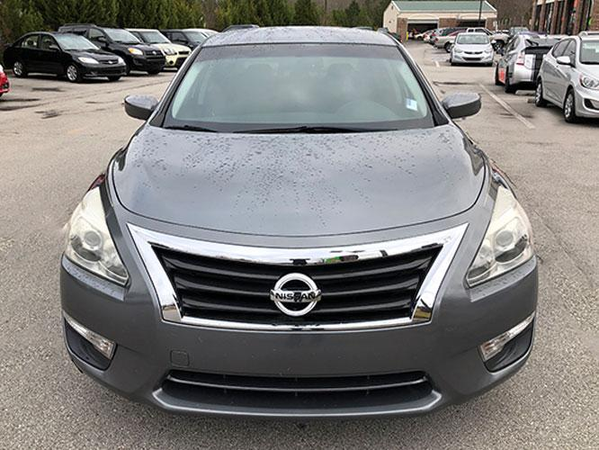 2014 Nissan Altima 2.5 SL (1N4AL3AP8EC) with an 2.5L L4 DOHC 16V engine, Continuously Variable Transmission transmission, located at 4247 Buford Drive NE, Buford, GA, 30518, (678) 450-1000, 34.086857, -83.993004 - Photo #1