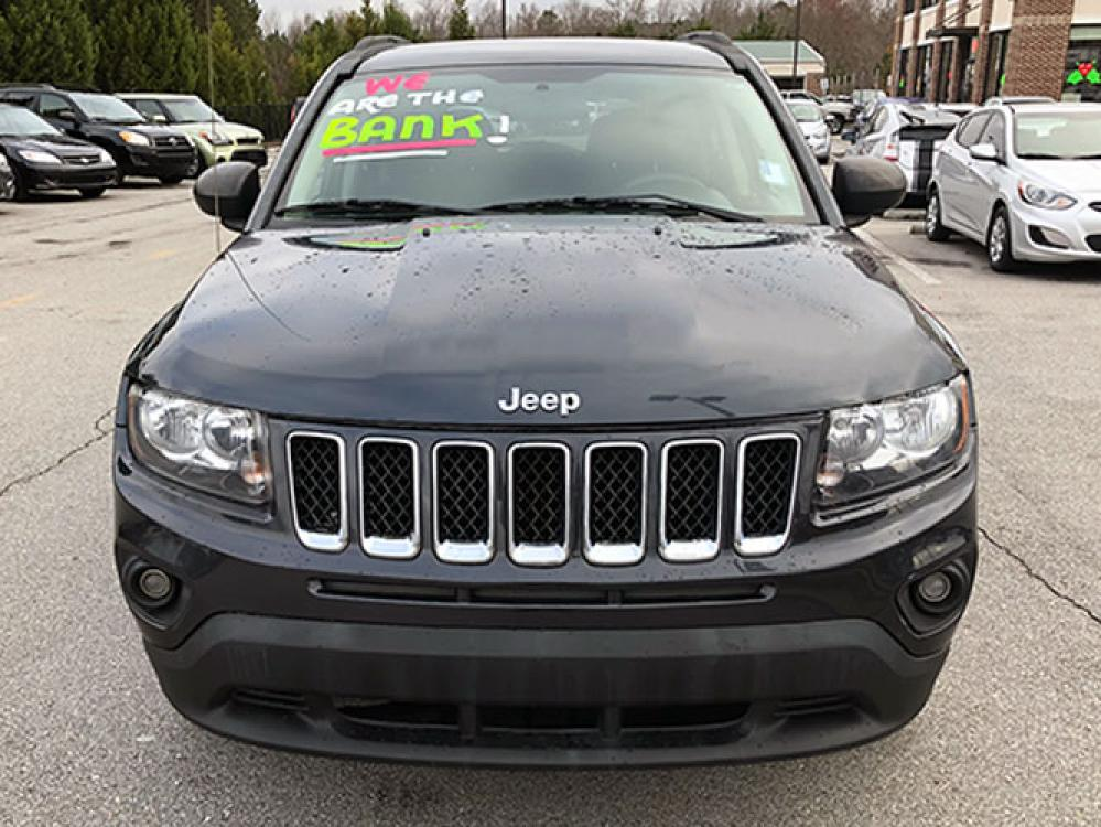 2014 Jeep Compass Sport FWD (1C4NJCBA4ED) with an 2.0L L4 DOHC 16V engine, located at 4247 Buford Drive NE, Buford, GA, 30518, (678) 450-1000, 34.086857, -83.993004 - Photo #1
