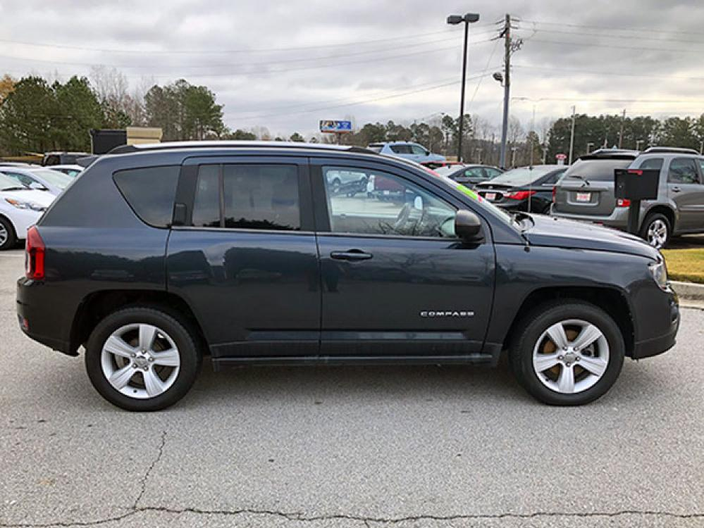 2014 Jeep Compass Sport FWD (1C4NJCBA4ED) with an 2.0L L4 DOHC 16V engine, located at 4247 Buford Drive NE, Buford, GA, 30518, (678) 450-1000, 34.086857, -83.993004 - Photo #7