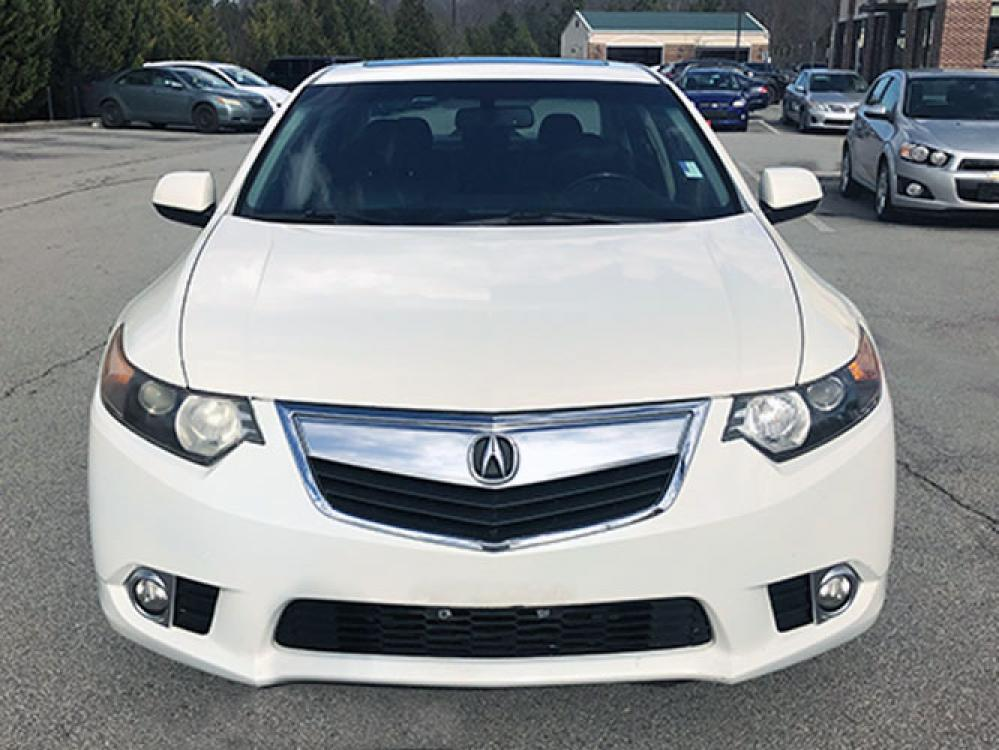 2011 Acura TSX 5-Speed AT with Tech Package (JH4CU2F68BC) with an 2.4L L4 DOHC 16V engine, 5-Speed Automatic transmission, located at 4247 Buford Drive NE, Buford, GA, 30518, (678) 450-1000, 34.086857, -83.993004 - Photo #1