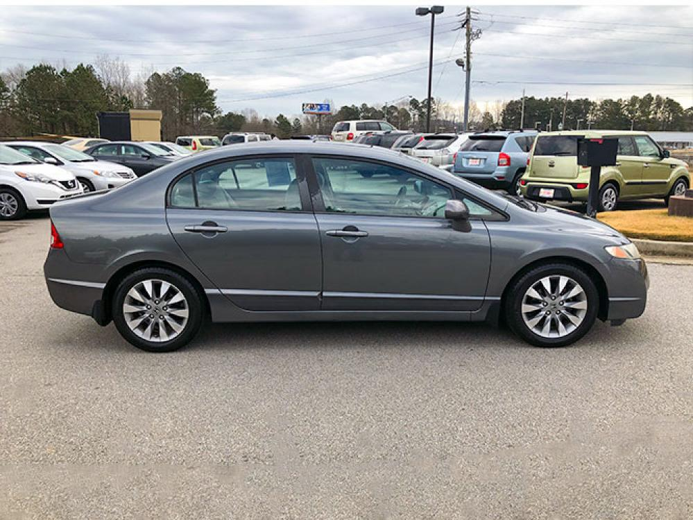2010 Honda Civic EX Sedan 5-Speed AT (19XFA1F84AE) with an 1.8L L4 SOHC 16V engine, 5-Speed Automatic transmission, located at 620 Jesse Jewell Pkwy, Gainesville, GA, 30501, (678) 450-1000, 34.305923, -83.809784 - Photo #7