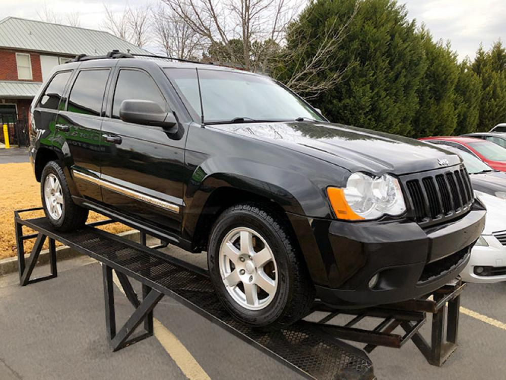 2010 Jeep Grand Cherokee Laredo 2WD (1J4PS4GK2AC) with an 3.7L V6 SOHC 12V engine, 5-Speed Automatic transmission, located at 4247 Buford Drive NE, Buford, GA, 30518, (678) 450-1000, 34.086857, -83.993004 - Photo #0