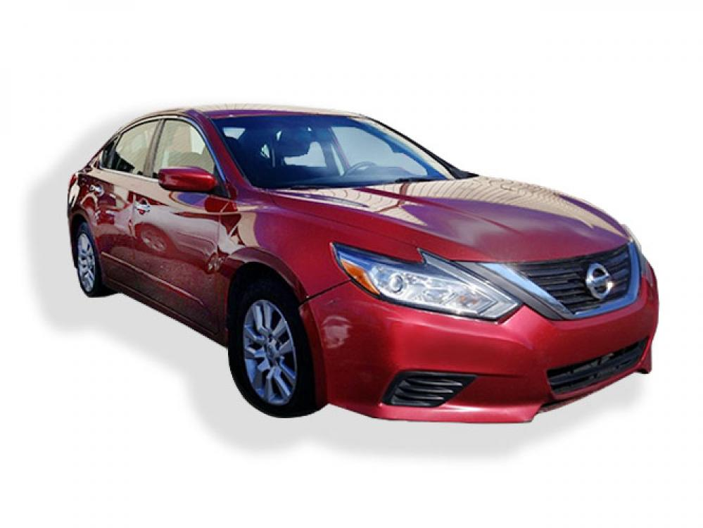 2016 Nissan Altima 2.5 SL (1N4AL3AP9GN) with an 2.5L L4 DOHC 16V engine, CVT transmission, located at 4247 Buford Drive NE, Buford, GA, 30518, (678) 450-1000, 34.086857, -83.993004 - Photo #0