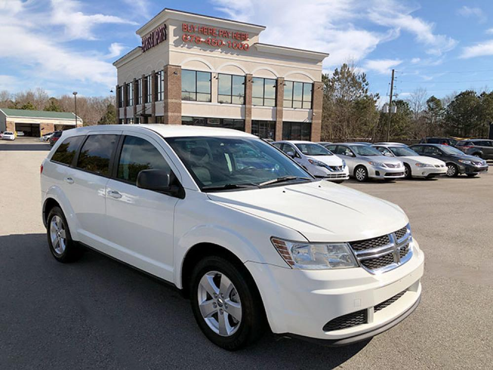 2013 Dodge Journey SE (3C4PDCAB0DT) with an 2.4L L4 DOHC 16V engine, 4-Speed Automatic transmission, located at 4247 Buford Drive NE, Buford, GA, 30518, (678) 450-1000, 34.086857, -83.993004 - Photo #0
