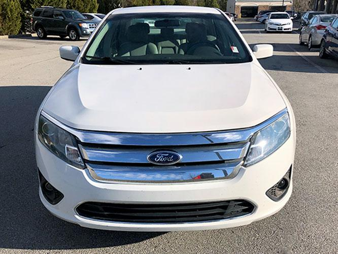 2012 Ford Fusion SE (3FAHP0HA5CR) with an 2.5L L4 DOHC 16V engine, located at 4247 Buford Drive NE, Buford, GA, 30518, (678) 450-1000, 34.086857, -83.993004 - Photo #1