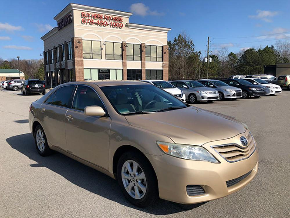 2011 Toyota Camry SE 6-Spd MT (4T1BF3EK9BU) with an 2.5L L4 DOHC 16V engine, 6-Speed Manual transmission, located at 4247 Buford Drive NE, Buford, GA, 30518, (678) 450-1000, 34.086857, -83.993004 - Photo #0