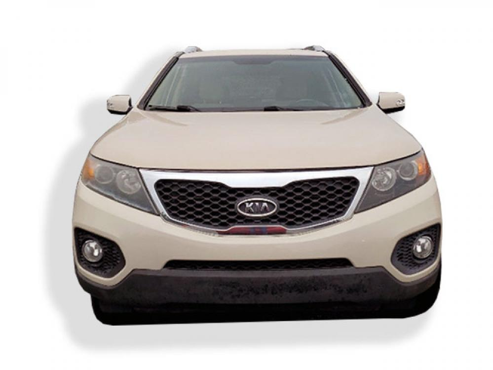 2011 Kia Sorento EX 2WD (5XYKU3A14BG) with an 2.4L L4 DOHC 16V engine, 6-Speed Automatic transmission, located at 4247 Buford Drive NE, Buford, GA, 30518, (678) 450-1000, 34.086857, -83.993004 - Photo #1