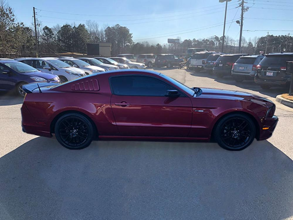 2014 Ford Mustang V6 Coupe (1ZVBP8AM3E5) with an 3.7L V6 DOHC 24V engine, located at 4247 Buford Drive NE, Buford, GA, 30518, (678) 450-1000, 34.086857, -83.993004 - Photo #7