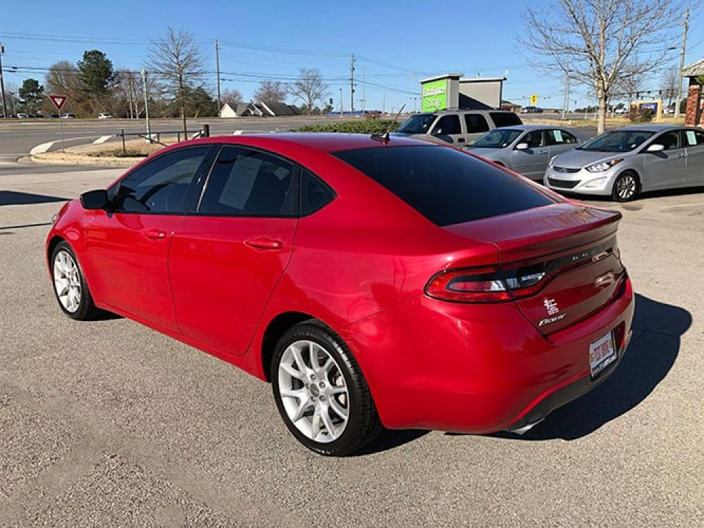2013 Dodge Dart SXT (1C3CDFBA5DD) with an 2.0L L4 DOHC 16V TURBO engine, located at 4247 Buford Drive NE, Buford, GA, 30518, (678) 450-1000, 34.086857, -83.993004 - Photo #8