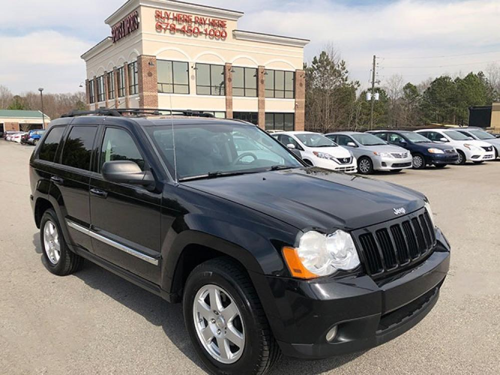 2010 Jeep Grand Cherokee Laredo 4WD (1J4PR4GK1AC) with an 3.7L V6 SOHC 12V engine, 5-Speed Automatic transmission, located at 4247 Buford Drive NE, Buford, GA, 30518, (678) 450-1000, 34.086857, -83.993004 - Photo #0