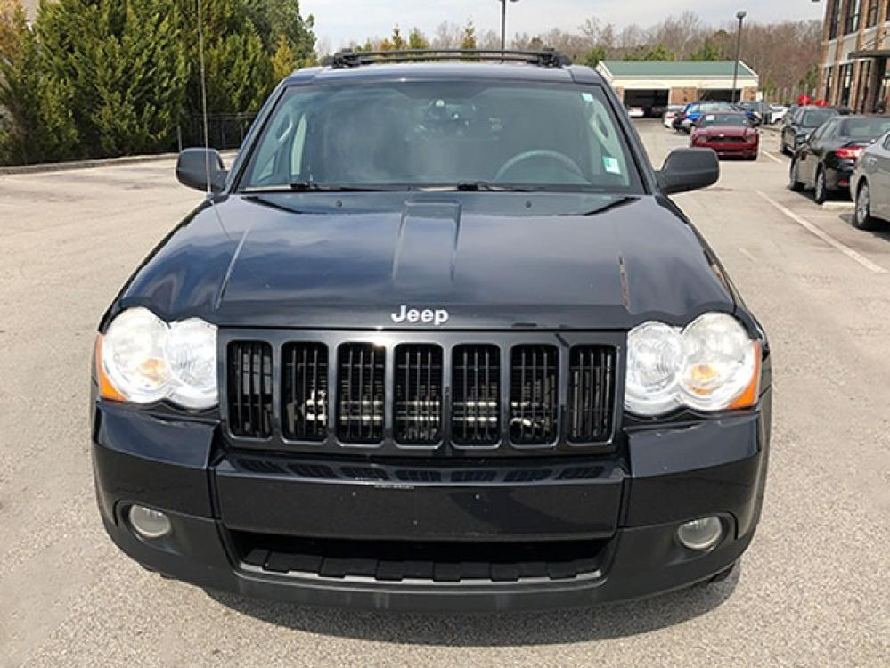 2010 Jeep Grand Cherokee Laredo 4WD (1J4PR4GK1AC) with an 3.7L V6 SOHC 12V engine, 5-Speed Automatic transmission, located at 4247 Buford Drive NE, Buford, GA, 30518, (678) 450-1000, 34.086857, -83.993004 - Photo #1