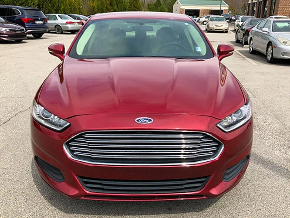 2016 Ford Fusion SE (1FA6P0H78G5) with an 2.5L L4 DOHC 16V engine, 6-Speed Automatic transmission, located at 4247 Buford Drive NE, Buford, GA, 30518, (678) 450-1000, 34.086857, -83.993004 - Photo #1