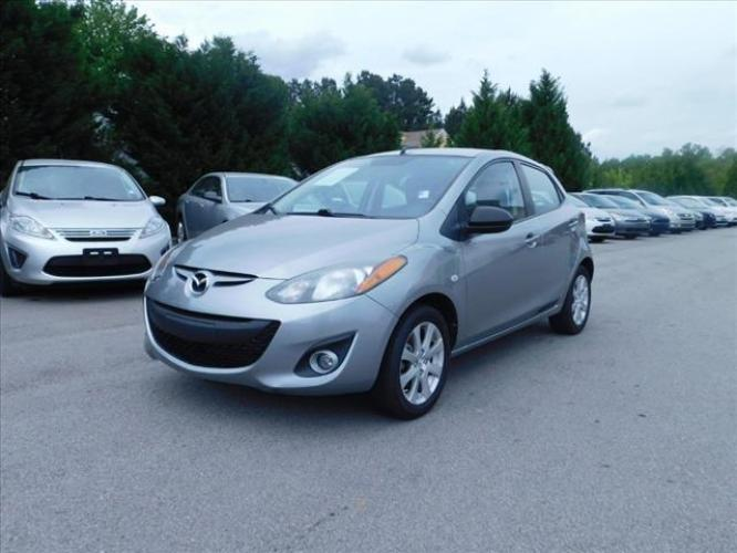 2011 Mazda MAZDA2 Sport (JM1DE1HY3B0) with an 1.5L L4 DOHC 16V engine, located at 4247 Buford Drive NE, Buford, GA, 30518, (678) 450-1000, 34.086857, -83.993004 - Photo #2