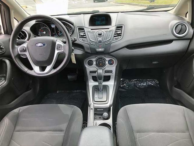 2014 Ford Fiesta SE Sedan (3FADP4BJ5EM) with an 1.6L L4 DOHC 16V engine, located at 4247 Buford Drive NE, Buford, GA, 30518, (678) 450-1000, 34.086857, -83.993004 - Photo #6